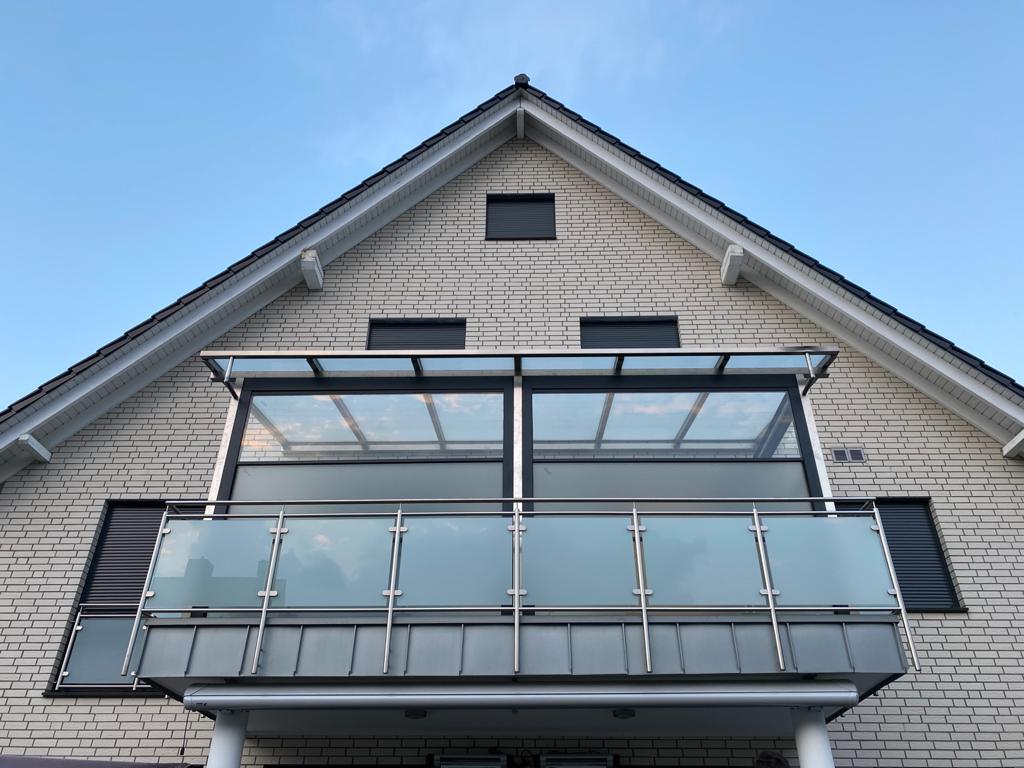 Balkon Wintergarten Umbau