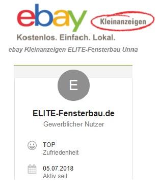ELITE-Fensterbau - ebay Kleinanzeigen