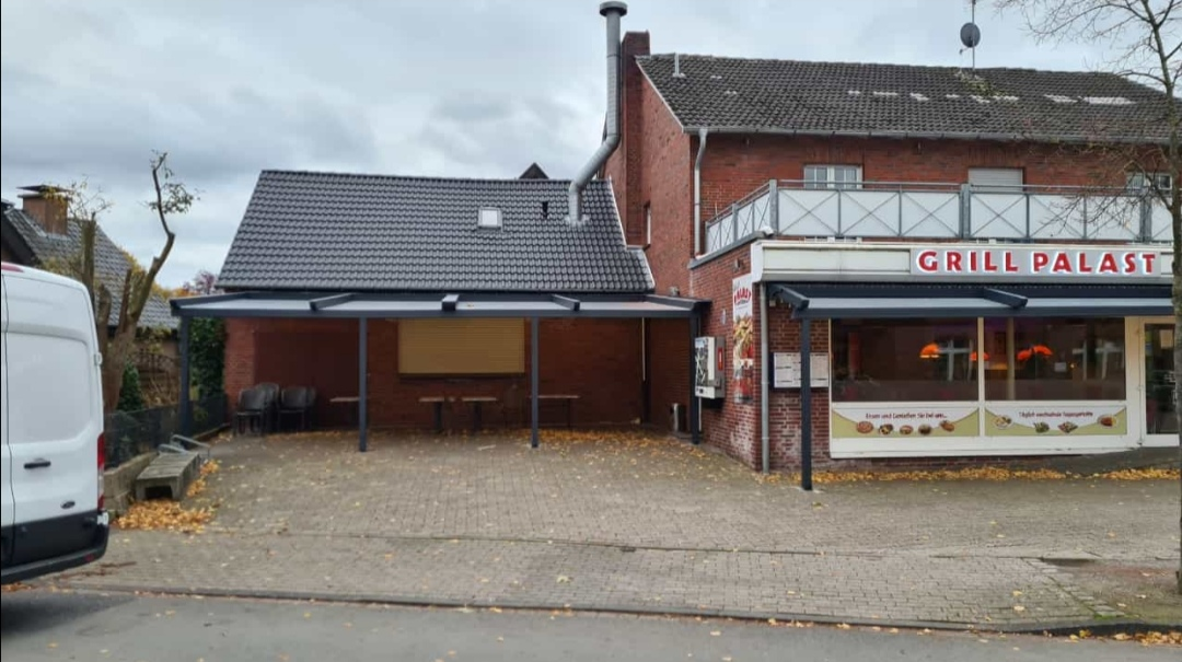 Terrassenüberdachung - Grill Palast - Rinkerode - Drensteinfurt