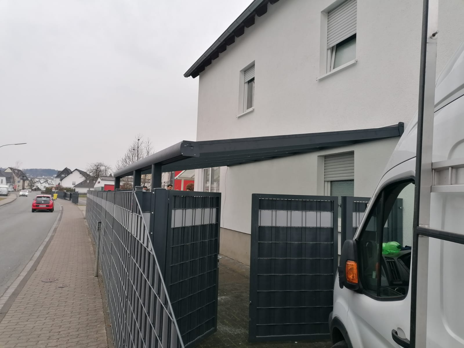 Terrassenüberdachung - Neuenrade (Märkischer Kreis)
